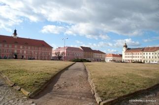 Le camp de concentration Terezin.
