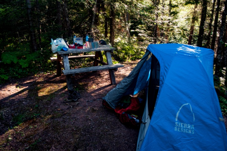 Camping Eatonville