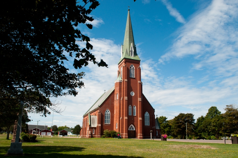 eglise-tignish